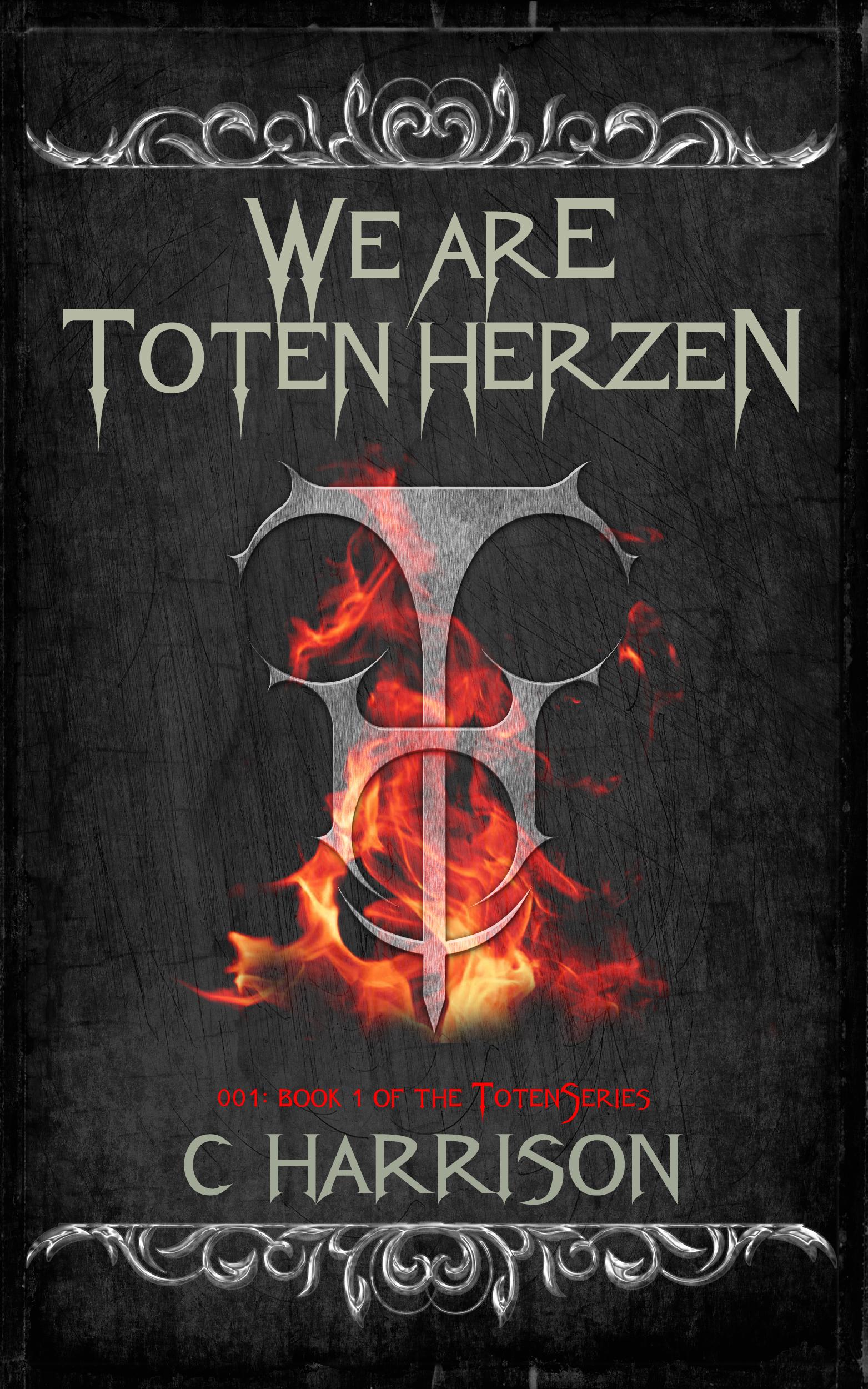 Book 1 We Are Toten Herzen covercover